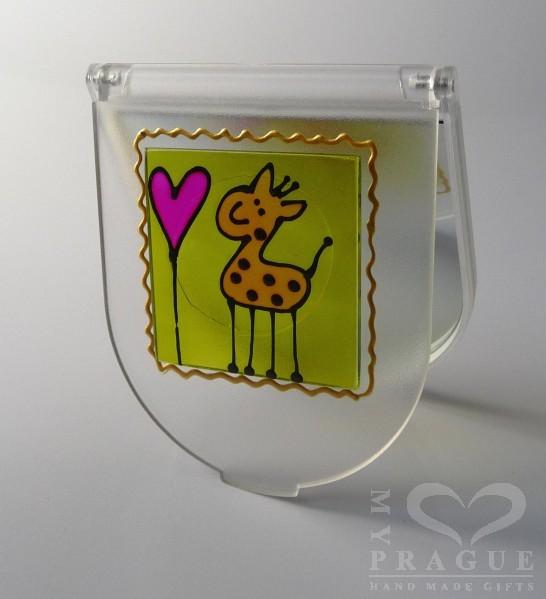 Zrcátko – žirafa
