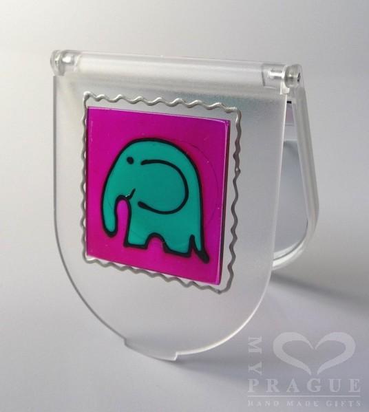 Zrcátko – slon