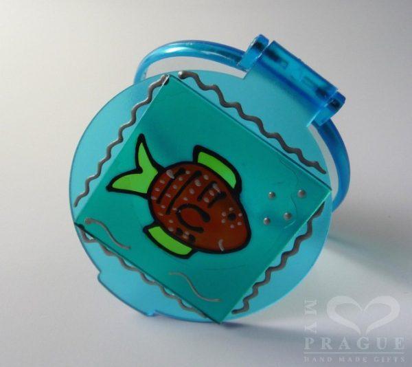 Zrcátko – ryba
