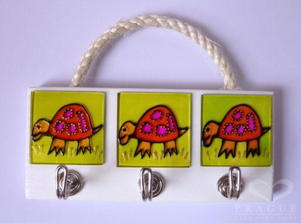 Věšák – želva