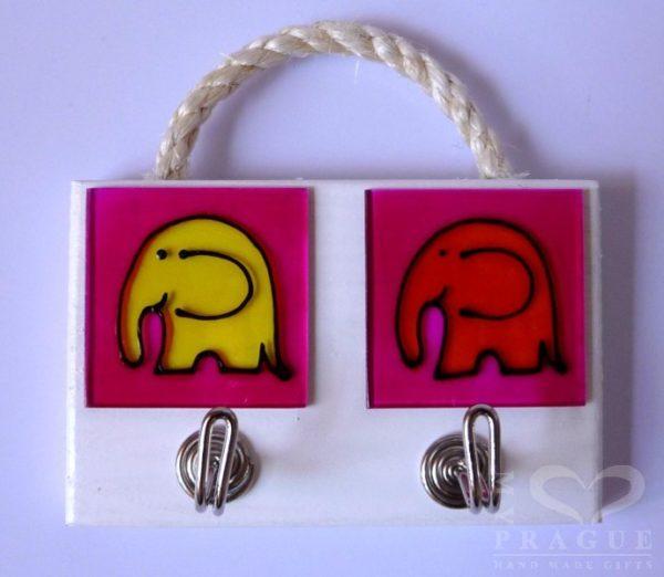 Věšák – slon
