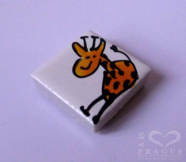 Magnet – žirafa