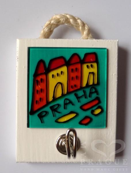 Věšák – domy Praha