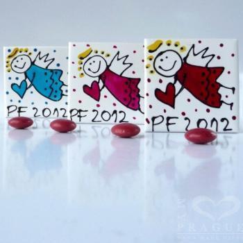 Magnet PF 20.. – andílek