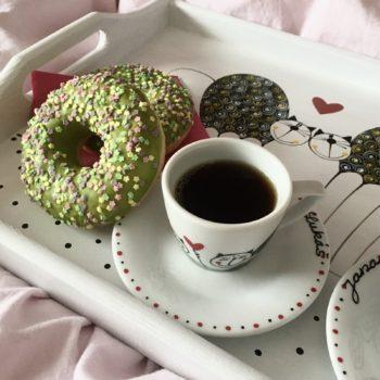 Kávový set – konvice a hrnky – kočičko, dáme kafíčko?